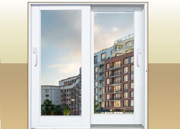 UPVC Sliding Doors