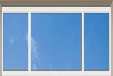 UPVC Fixed Windows