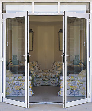 UPVC French Doors